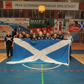 Scotland Squad for Europeans: Announcement