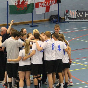 Scotland Compete at the International Tournament in London