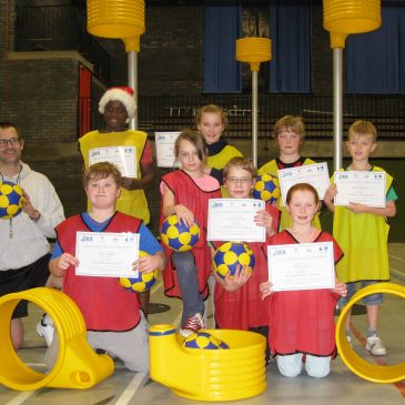 Skills Awards for Dundee's Youngsters