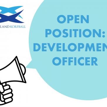 Development Officer Position open on the SKA Management Committee.
