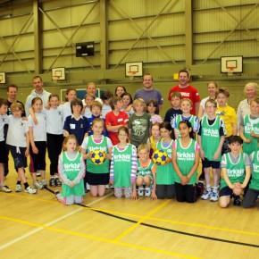 Lawhead Primary are Scottish Schools Open Champions!