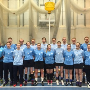 Scotland Squad in Training for EKC Qualifiers