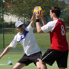 Inaugural Dundee Korfball Tournament