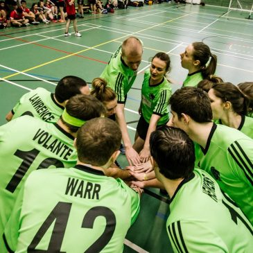 Edinburgh Mavericks at Europa Cup Qualifiers