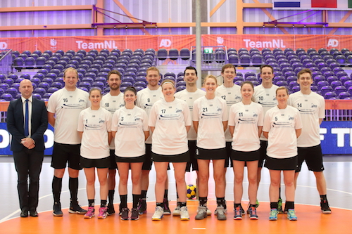European Korfball Championships 2018